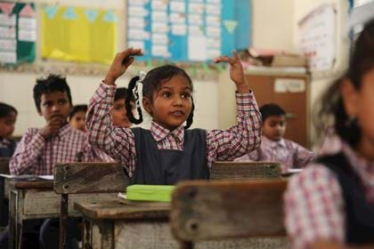 Providing Quality Learning And Education In India To Give Children A Better Future