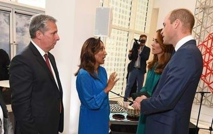 Duke and Duchess of Cambridge shine a light on mental health on their recent visit to Pakistan